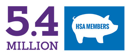 Number of HSAs